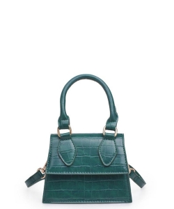 Urban Expressions Jojo Mini Crossbody Bag 22970C  EMERALD