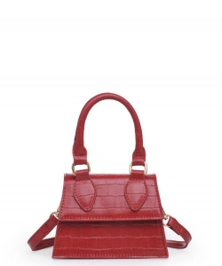 Urban Expressions Jojo Mini Crossbody Bag 22970C  RUBY