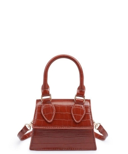 Urban Expressions Jojo Mini Crossbody Bag 22970C  TAN