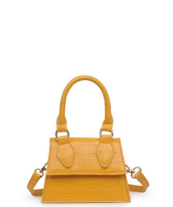 Urban Expressions Jojo Mini Crossbody Bag 22970C  YELLOW