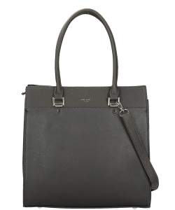 Classic women's bag DAVID JONES 5852-2 BLACK