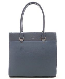 Classic women's bag DAVID JONES 5852-2 NBlue