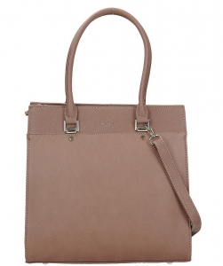 Classic women's bag DAVID JONES 5852-2 DPINK