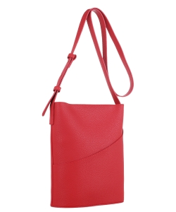 Cute Fashion Designer Chic Cross body  Bag 87913 RED
