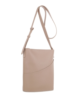 Cute Fashion Designer Chic Cross body  Bag 87913 TAUPE