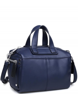 CALVIN  Pebbled Vegan Leather 18026 NAVY