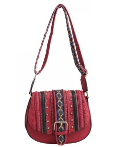 Cute Fashion Designer Chic Cross body  Bag LW2097 RED