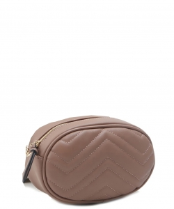 Designer Trendy Cross Body Waist Bag  N0633 BP