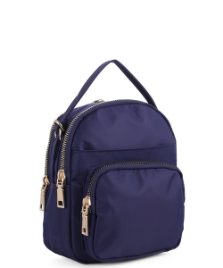 Cute Fashion Trendy Backpack CW-3116 BLUE