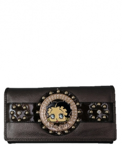 American Favorites KFW-902  Betty Wallet BRONZE
