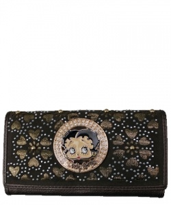American Favorites KFW-904  Betty Wallet BRONZE