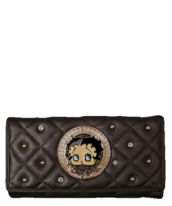 American Favorites KFW-905  Betty Wallet BRONZE