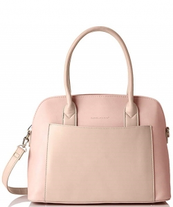 David Jones Women's  Top-Handle Bag 5900-1 PINK