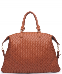 Urban Expression INGRID Pebbled Vegan Leather 21317 TAN