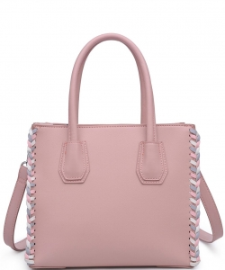 Urban Expression Parker Vegan Leather 20879 PINK