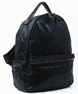 Trendy Wholesale Fashion Back Pack A81018 BLUE