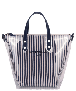 David Jones Transparent CM5044 BLUE