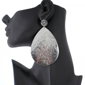 Earrings 28660 X26 Silver