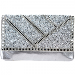 Evening Bag 29017 X26 Silver
