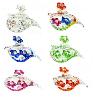 Hair Clips Set of Six Combo 29044 X25