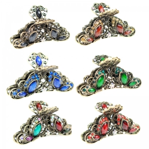 Hair Clips Set of Six Combo 29049 X25