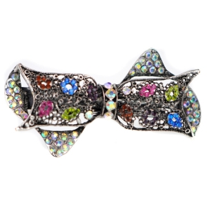 Bow Hair Clip 29057 X25 Multi