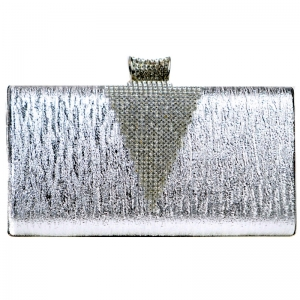 Evening Bag 29060 X26 Silver