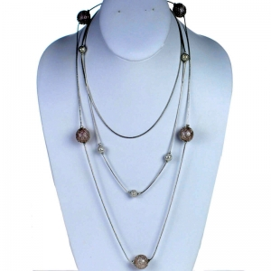Necklace 29233 X26 Silver