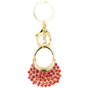 Keychain 29523 X26 Red