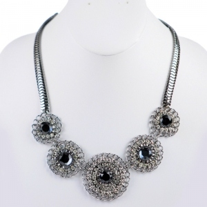Necklace 29840 X26 Dark Silver