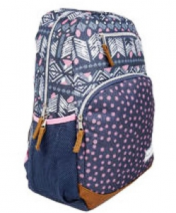 Backpack Polyester Dyed fabric 29842 BLUE