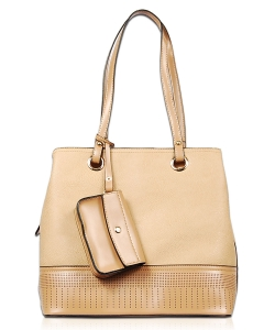2in1 Shoulder Bag  2S1786 CAMEL