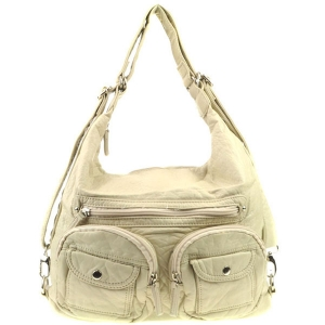 Convertible Fashion Bag X80 30561  TAUPE