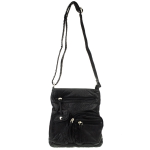 Pouch Pockets Messenger X80 30587 BLACK