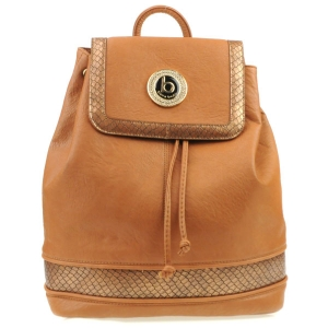 Bora Bora Snake Backpack X32 31051 BROWN