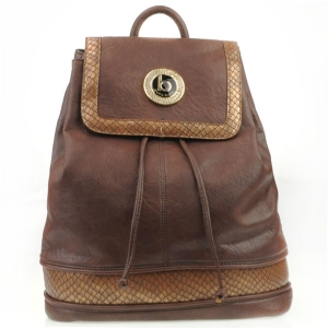 Bora Bora Snake Backpack X32 31051 COFFEE