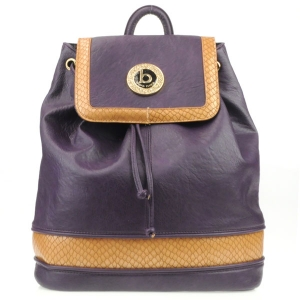 Bora Bora Snake Backpack X32 31051 PURPLE