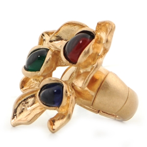 Multi Colored Stones Ring X26 31412