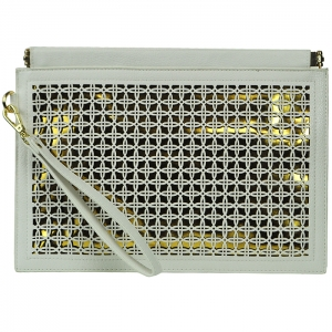 Urban Expressions Original Stacy Clutch 10759 - White