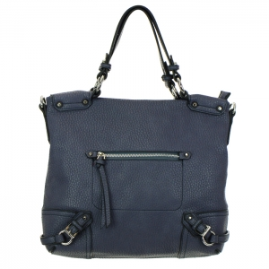 Urban Expressions Valerie Faux Leather 35091 - Blue