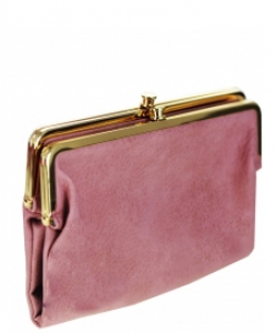 Urban Expressions Faux Leather Wallet  Metal hardware Complements Classic Style 7287A-UR Lilac