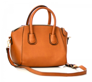 Messenger Purse Faux Leather BGT63121 37200 Tan