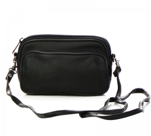 Roma Leather Wallet  3105L-R 37266 Black