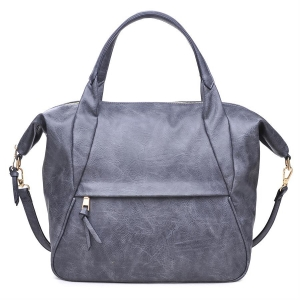 Urban Expressions: Links Style Leather 12059 37936 Grey.