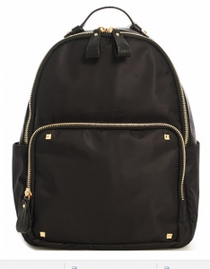 Nylon Backpack BGS-4511 38794 Black
