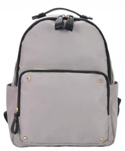 Nylon Backpack BGS-4511 38794 GRAY