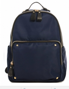 Nylon Backpack BGS-4511 38794 Navy