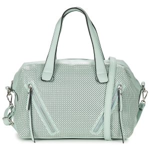 David Jones Faux Leather Handbag 5032-3 Apple green