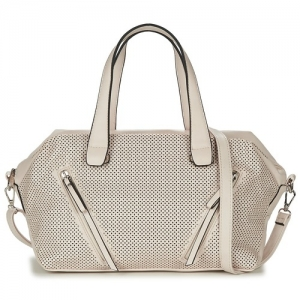 David Jones Faux Leather Handbag 5032-3 38951 Beige