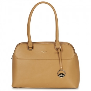 David Jones Faux Leather Handbag 5506-2 39225 Cognac